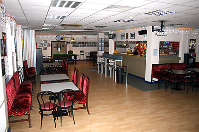 Oxhey Jets Club Room