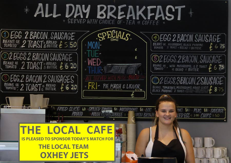 The Local Cafe Little Oxhey Land South Oxhey