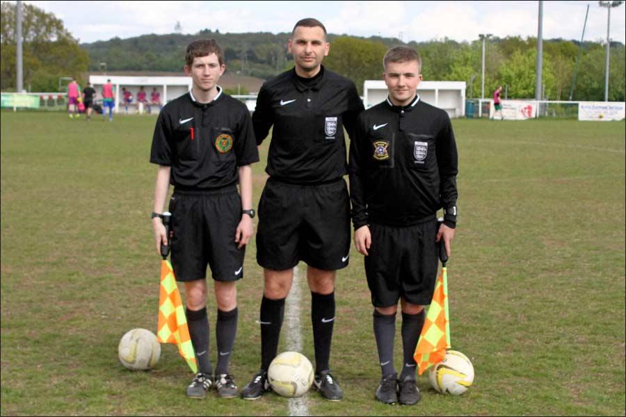 Match Officials