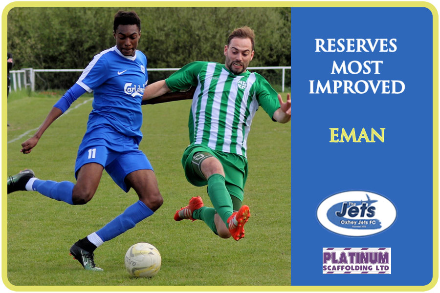 reserves most improved