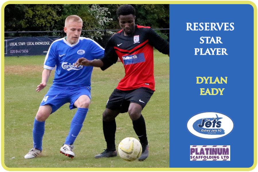 reserves star player