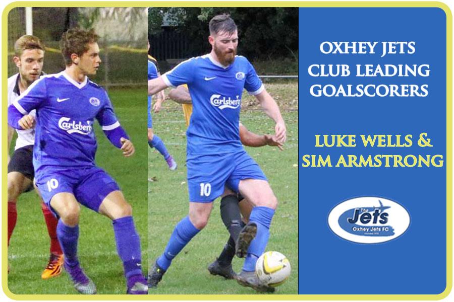 oxhey jets leading goalscorer