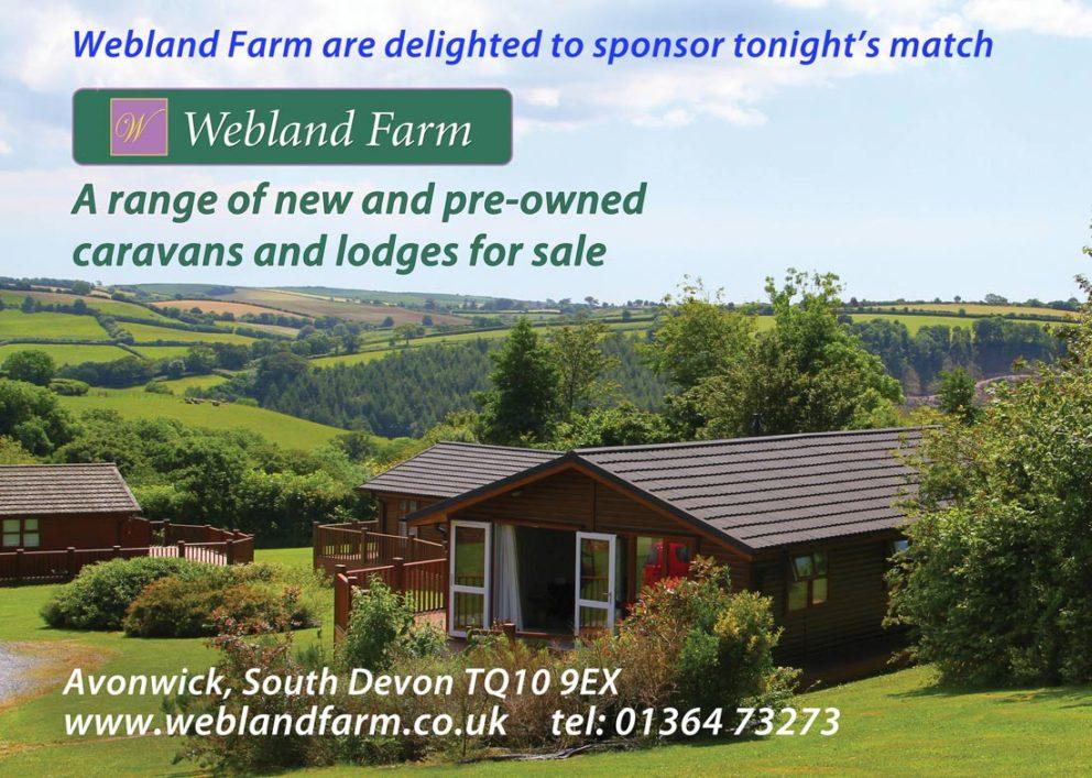 Webland Farm Caravans and Lodges for Sale