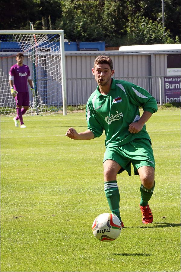 Jets Man of the Match Leigh Stevens