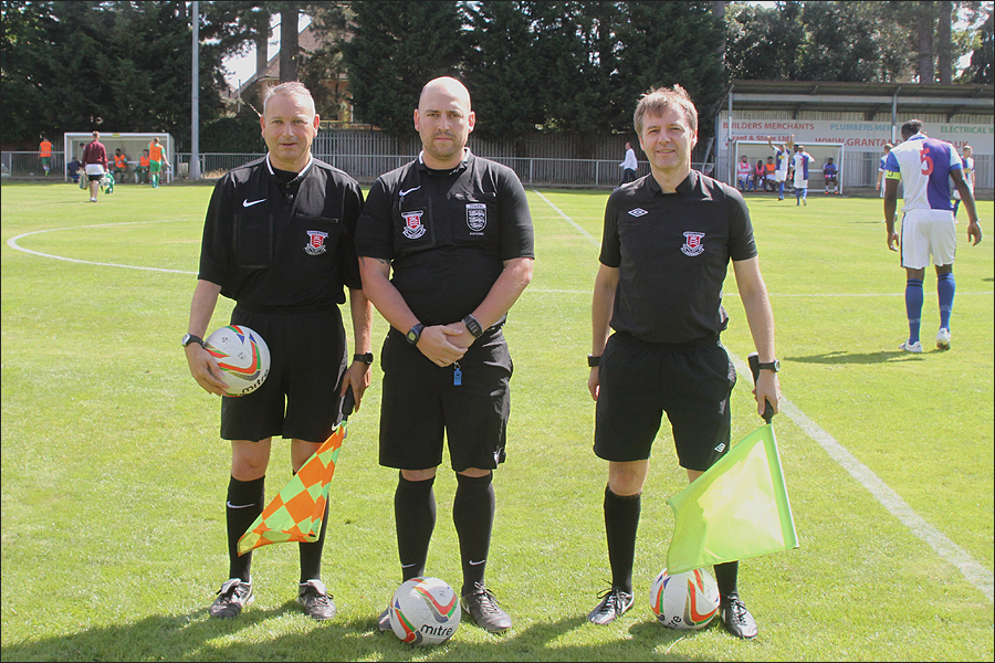 FA Cup Match Officials