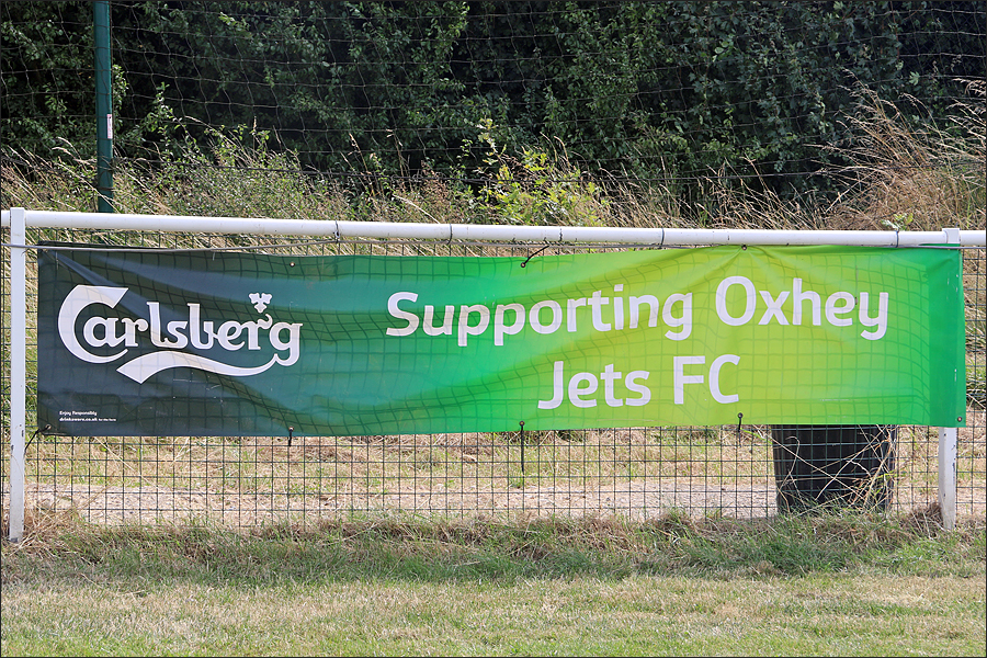 Club sponsors Carlsberg continue to show us tremendous support