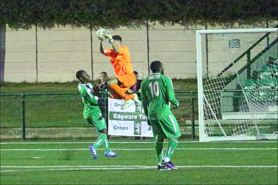 Rob was well protected tonight in Jets clean sheet
