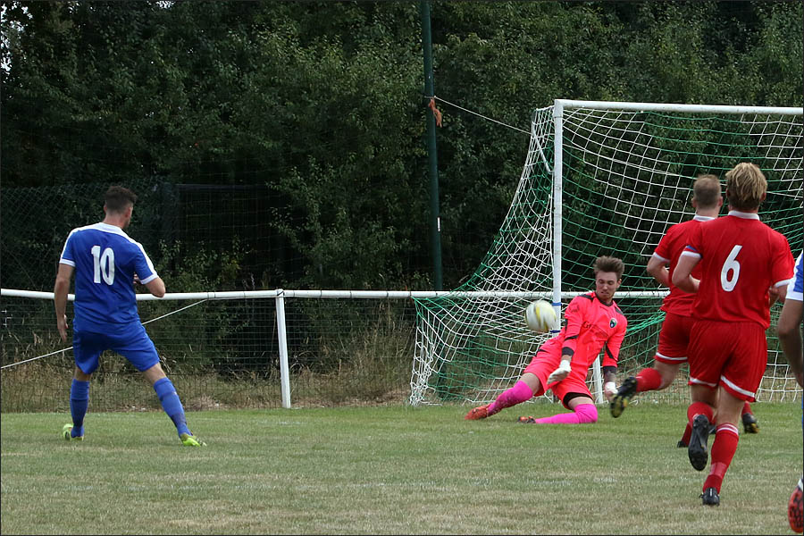 Lowts denied by the Colney keeper