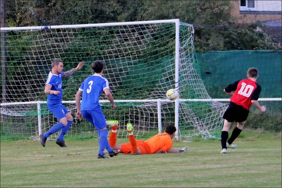 Jets are punished for a rare Rob Partington mistake 0-1