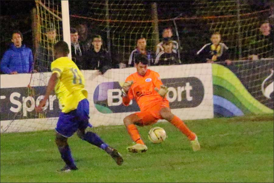 Campbell pulls one back for Berkhamsted to set up a frantic finish