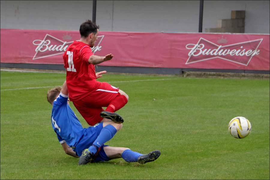 Super tackle from Jack Starmer