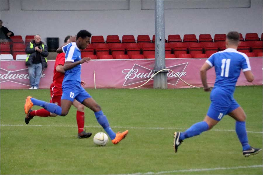 1st team debut for TJ from the Jets Academy