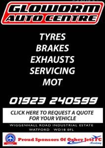 Watford Tyres, brakes, Exhausts, Car Servicing & MOT