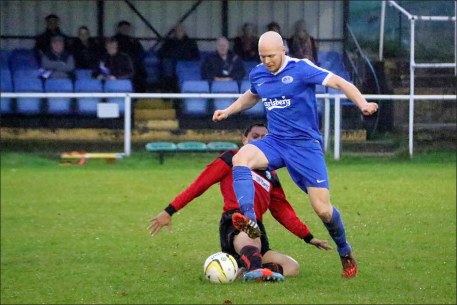 Another stunning goal today from Gary Warn