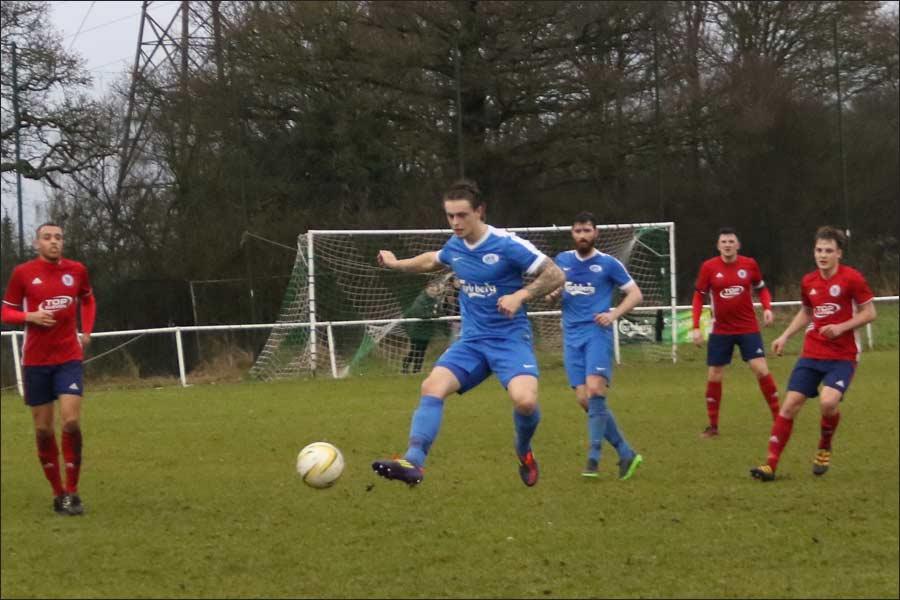 Luke Wells back in the goals
