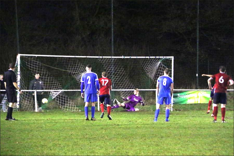 The sucker Punch for Jets as Biggleswade slot a late winner from the spot