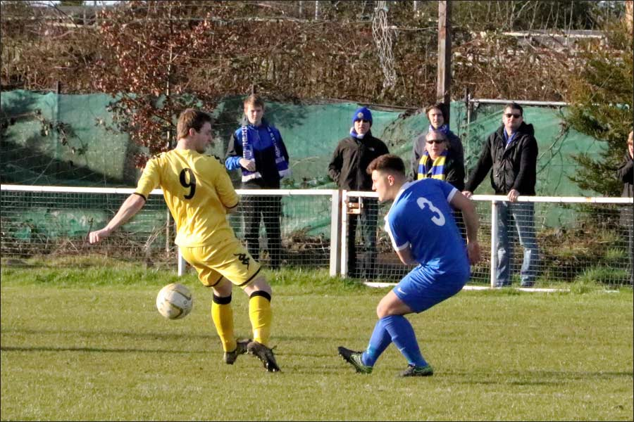 Another tight defensive game from Nathan Pooley