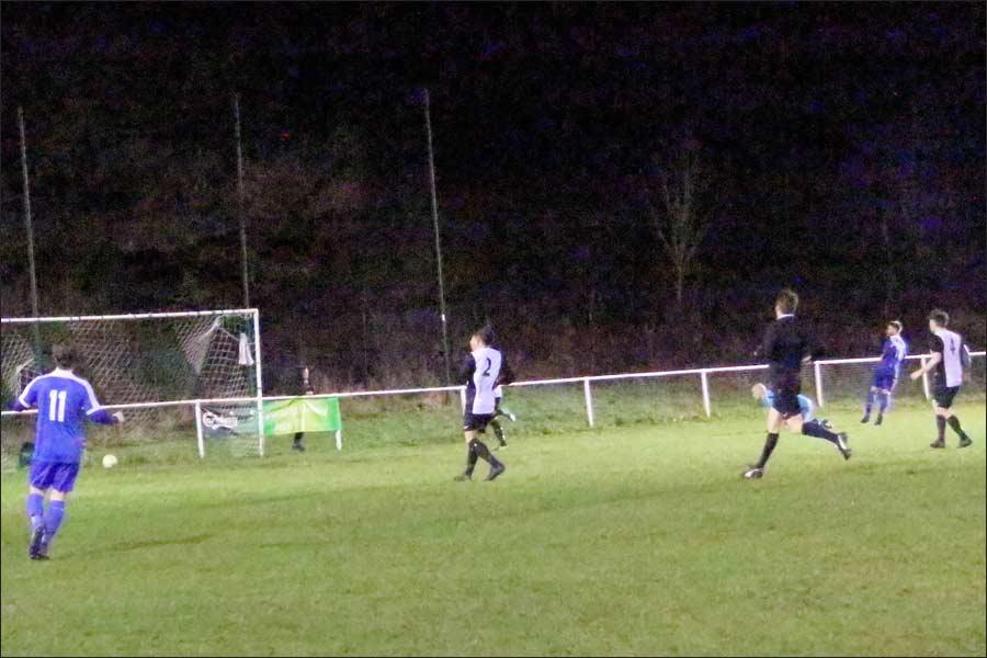 Luke Beardsworth 3-0