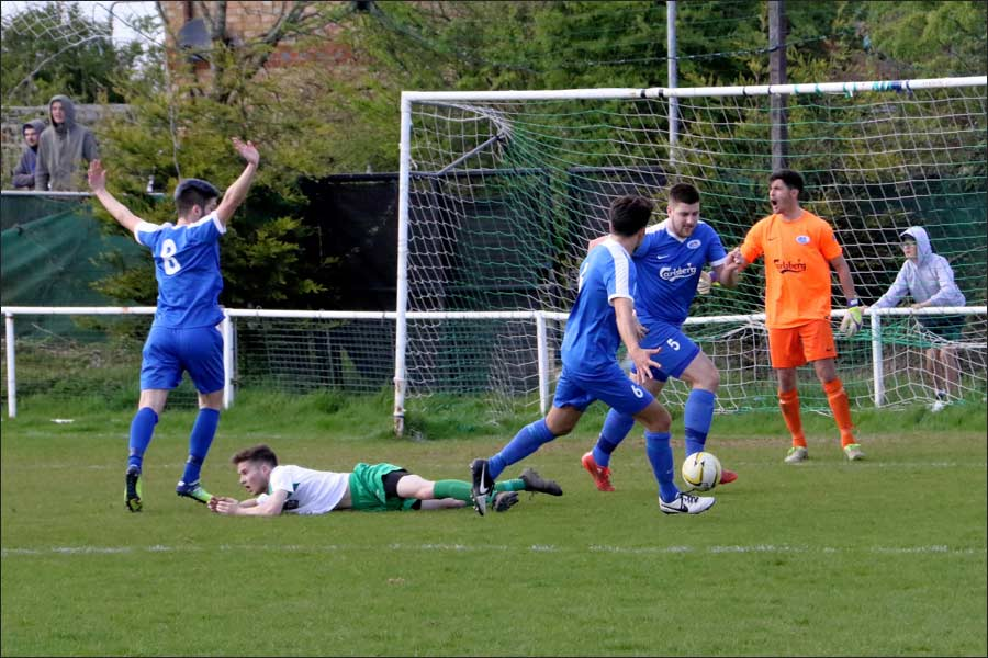 Petru concedes the penalty