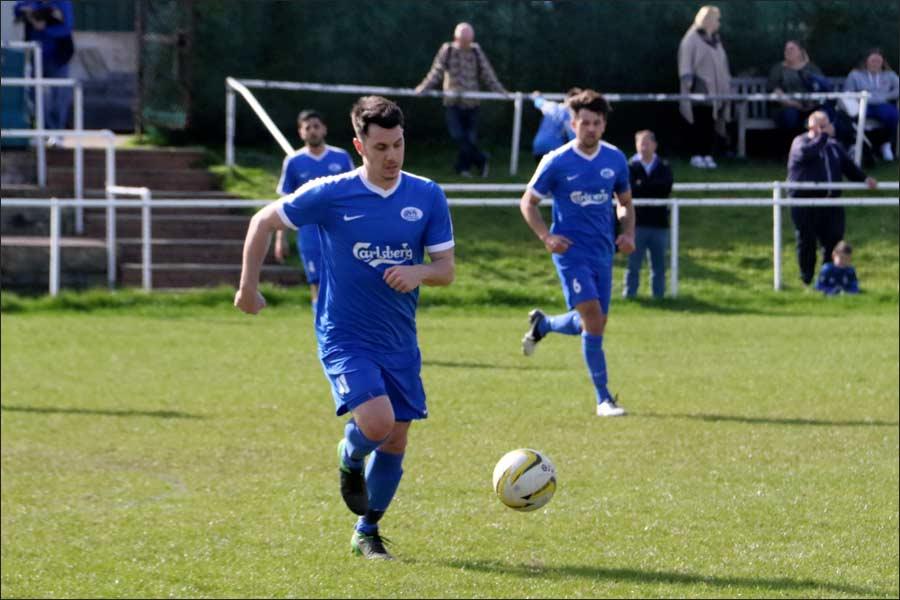 Ian Hurst - Full of commitment