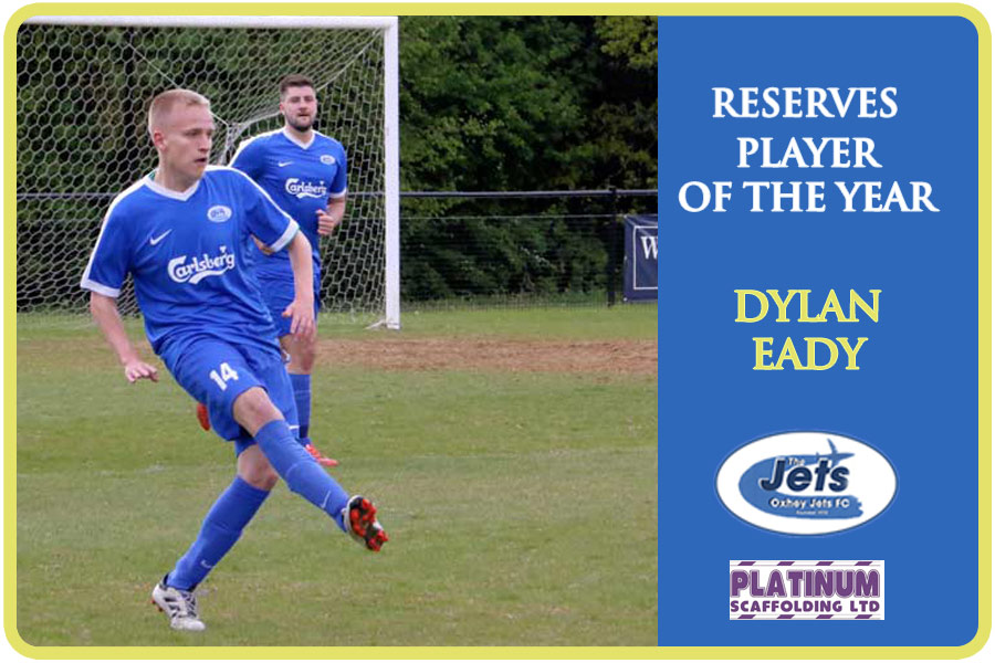 reserves player of the year