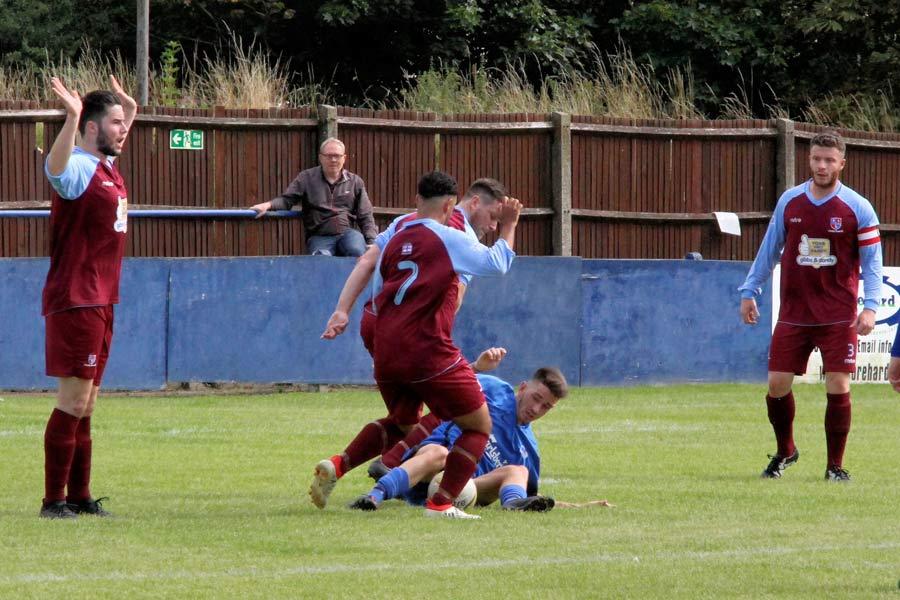 Dale Stewart brave under pressure