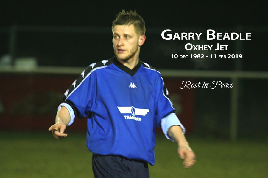 Garry Beadle - Oxhey Jet: Rest In Peace